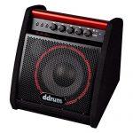 ddrum DDA50 Electronic Percussion Amplifier, 50 Watts 1