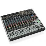 Behringer Xenyx X2222USB Premium 22-Input 2/2-Bus Mixer with USB/Audio Interface 2