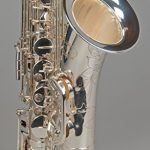 Tempest Agility Winds Silver Plated Bb Tenor Saxophone Mark VI Style Big Sound High Copper Brass Engraved Body 5-Year Warranty 1