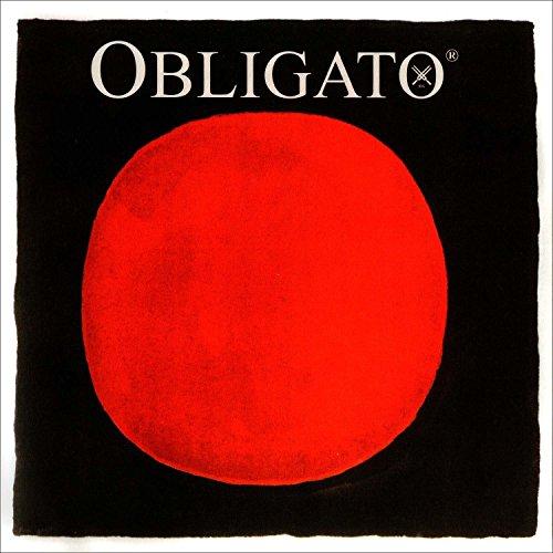 Obligato 4/4 Violin String Set - Medium Gauge