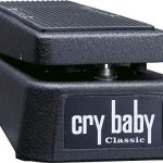 Dunlop Cry Baby Classic Wah Guitar Effects Pedal