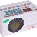 Electronic Tabla – Taal Tarang Digital Compact Tabla, In USA, Electronic Tabla Drum Kit by Sound Labs, Tabla Sampler DJ Machine, With Bag, Instruction Manual, Power Cord (PDI-DH) 1
