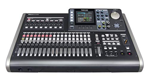 Tascam 24-Track Digital Portastudio Multi-Track Audio Recorder