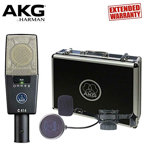 Large-Diaphragm Instrument Condenser Microphone