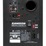 Home Recording Studio Bundle CAD GXL2200SP MH110 Stand Focusrite Scarlett 2i2 3rd Gen Samson Media ONE BT3 Speakers 3