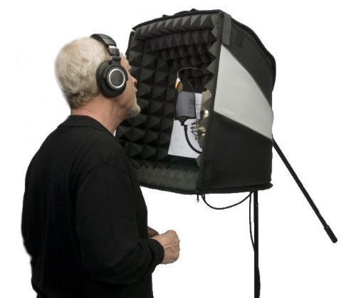 Porta-Booth Pro - Your Recording Studio At Home
