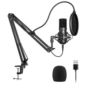 USB Microphone Kit Plug & Play MAONO USB Computer