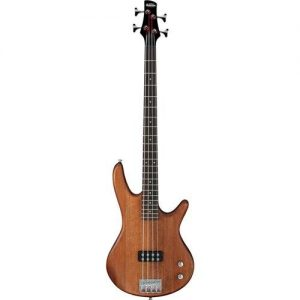 Ibanez 4 String Bass Guitar, Right, Mahogany Oil