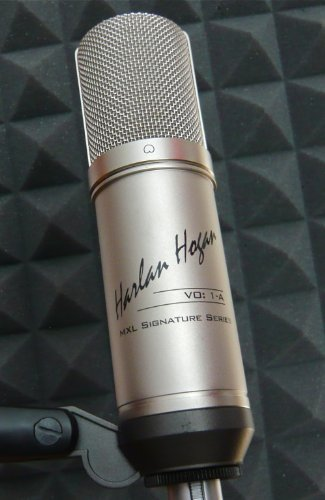 VO: 1-A Harlan Hogan Signature Series Microphone