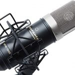 Marantz Pro – Christmas Gift and Podcast Mic Essential – Studio Recording Condenser Microphone with Desktop Stand and Cable – MPM1000 2
