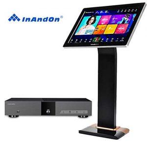 InAndon KV-V5 Pro Karaoke Player Intelligent voice keying machine online