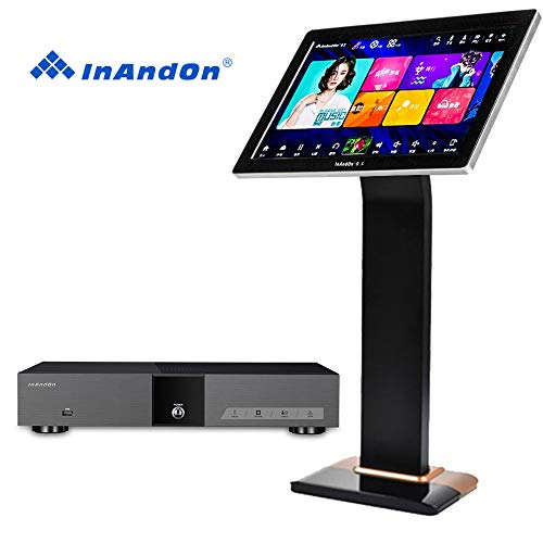 InAndon KV-V5 Pro Karaoke Player Intelligent voice keying machine online