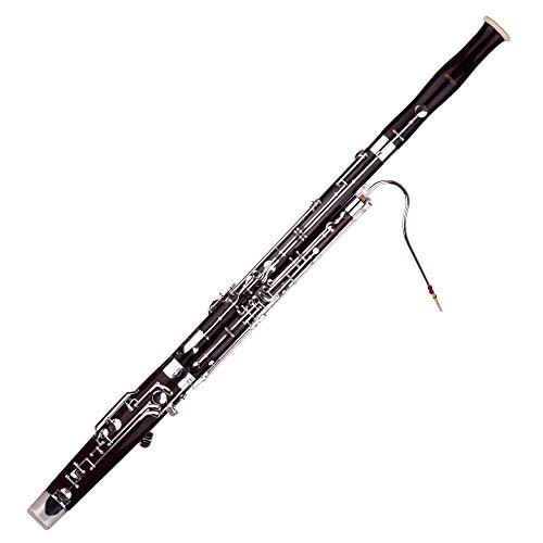 Bassoon,C Key Bassoon Fagotto Woodwind Instrument