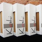 Koshi TERRA + IGNIS Wind Chimes Set 2 Pcs (bell, chime, handbell) 2