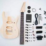 DIY Electric Guitar Kit – 7 string Build Your Own Guitar