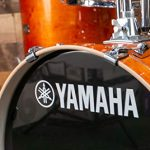 Yamaha Stage Custom Birch 5pc Drum Shell Pack – 22″ Kick, Honey Amber 3