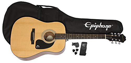 Epiphone Acoustic Guitar Player Pack