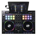 Reloop Beatpad-2 Cross Platform DJ Controller for iPad