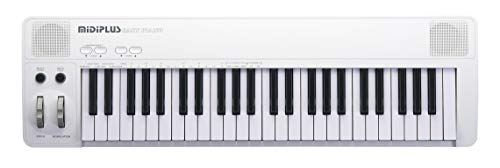midiplus Easy Piano 49 keys USB MIDI keyboard with sound