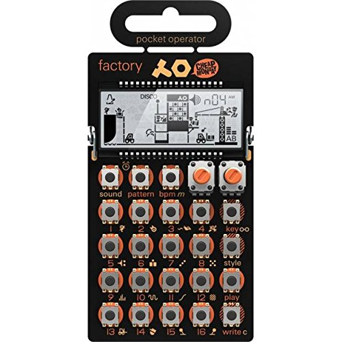 Teenage Engineering Factory Lead Synthesizer & Sequencer