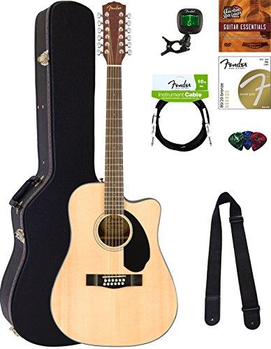 Fender Dreadnought Acoustic-Electric Guitar