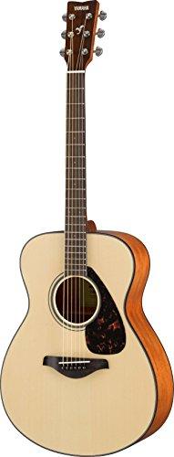 Yamaha Small Body Solid Top Acoustic Guitar, Natural