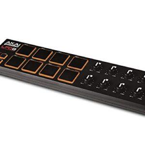 Akai Professional LPD8 | Portable 8-Pad USB MIDI Pad Controller