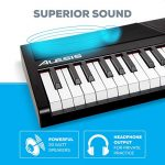 Alesis Recital | 88 Key Beginner Digital Piano / Keyboard with Full Size Semi Weighted Keys, Power Supply, Built In Speakers and 5 Premium Voices (Amazon Exclusive) 2