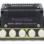 Hotone Nano Legacy Purple Wind 5-Watt Compact Guitar Amp Head