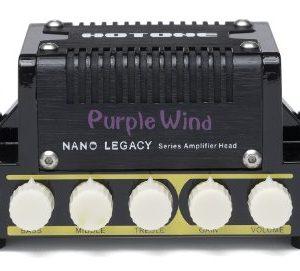Hotone Nano Legacy Purple Wind 5-Watt Compact Guitar Amp Head