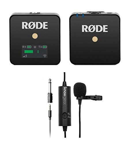 Rode Microphones Wireless Go Compact Transmitter/Receiver Wireless Solution