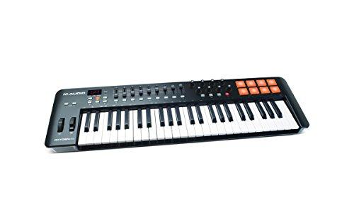 M Audio Oxygen 49 IV   49 Key USB/MIDI Keyboard