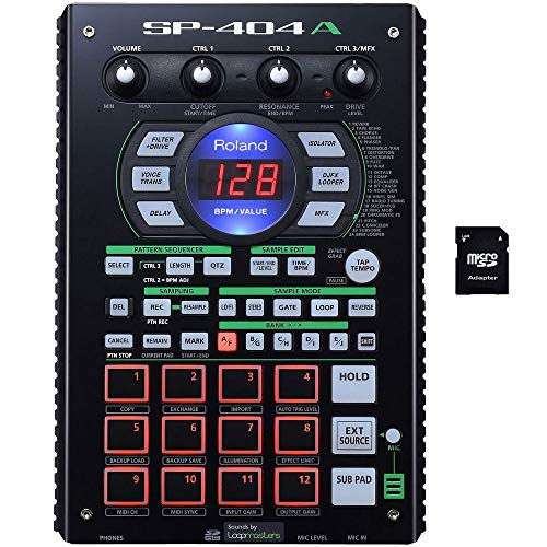 Roland Linear Wave Sampler with EV Music