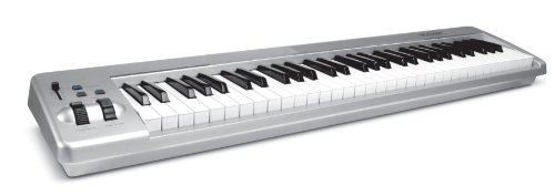 M-Audio Keystation 61-Key USB MIDI Keyboard Controller