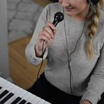 Alesis Melody 61 MKII | 61 Key Portable Keyboard with Built In Speakers, Headphones, Microphone, Piano Stand, Music Rest and Stool 3
