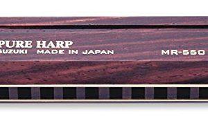 Suzuki Pure Harp A Harmonica