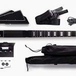 Jammy Guitar - App-Enabled Digital Travel Guitar