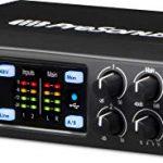 PreSonus Studio 26c 2×4, 192 kHz, USB-C Audio Interface, 2 Mic Pres-4 Line Outs 2