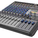 Presonus StudioLive AR12 USB Hybrid Live Sound/Studio Recording Mixer+CAMOPACK 2