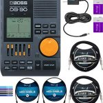 BOSS Dr. Beat Electronic Metronome Bundle