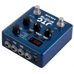 NUX JTC PRO Drum Loop PRO Dual Switch Looper Pedal 6 hours recording time 24-bit and 44.1 kHz sample rate 3