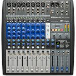 PreSonus StudioLive AR12 USB 14-Channel hybrid Performance and Recording Mixer 1
