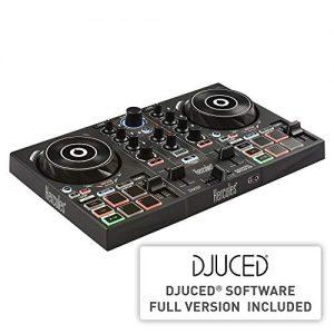 Hercules DJControl Inpulse 200 | Portable USB DJ Controller