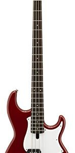 Yamaha BB-Series Bass Guitar, Rasberry Red