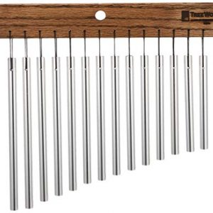 TreeWorks Chimes Made in USA Small Single Row Bar Chime