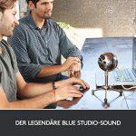 Blue Snowball USB Microphone (Brushed Aluminum) 2