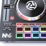 Numark NV II | Professional DJ Controller for Serato DJ (Included) With Dual High Resolution Displays 3