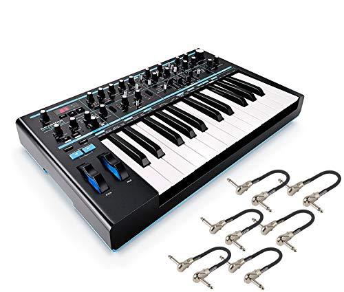Novation Bass Station II Analog Mono-Synth Bundle