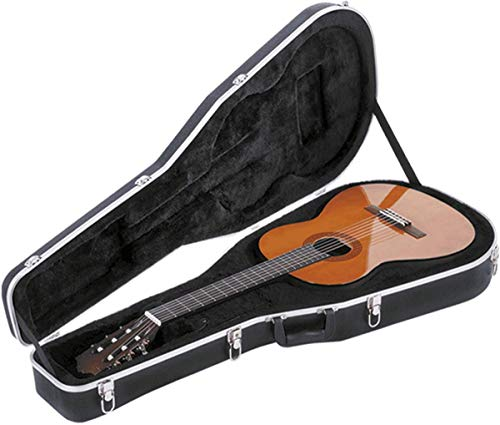 Gator Cases Deluxe ABS Molded Case for Classical Style Acoustic Guitars