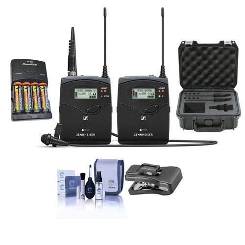 Sennheiser Camera Lavalier Set, Bodypack Transmitter